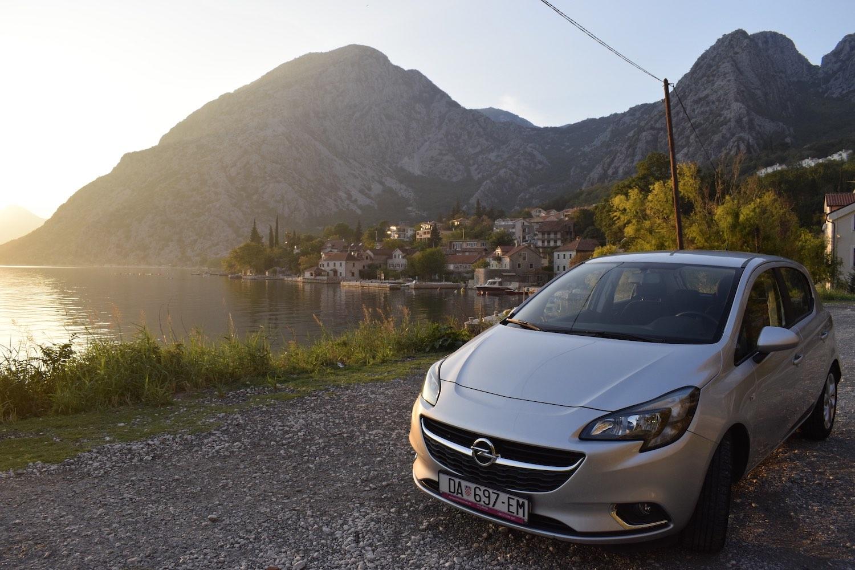 Roadtrip Europa Montenegro